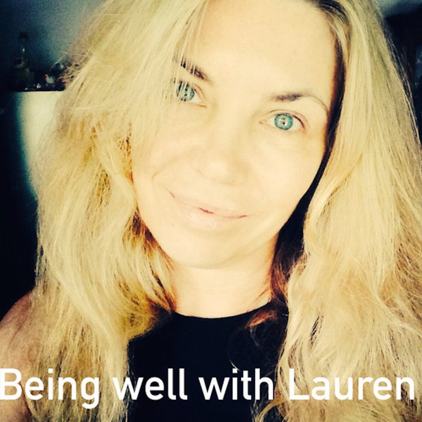 Episode 94 Using a 'reflections wheel' to learn to feel happiness( From my podcast Being well with Lauren)